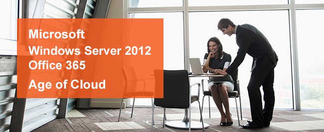 Microsoft Windows Server 2012 and Office 365 Channel Partner Training, 22 May 2013